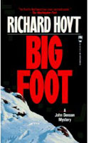 Bigfoot book by richard holt