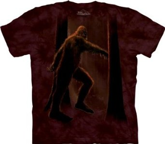 bigfoot gifts tshirt